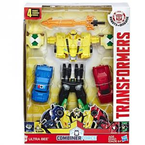 Transformers Robots In Disguise Combiner Force Team Combiner Ultra Bee robotfigura