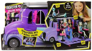 Monster High Busz