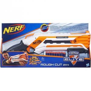 NERF N-Strike Elite - Rough Cut  szivacslövő duplacsövű puska