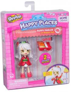 Shopkins Happy Places kiskutyás 1 db-os szett