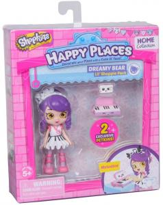 Shopkins Happy Places macis 1 db-os szett