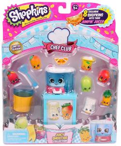 Shopkins Séf klub - Smoothie szett